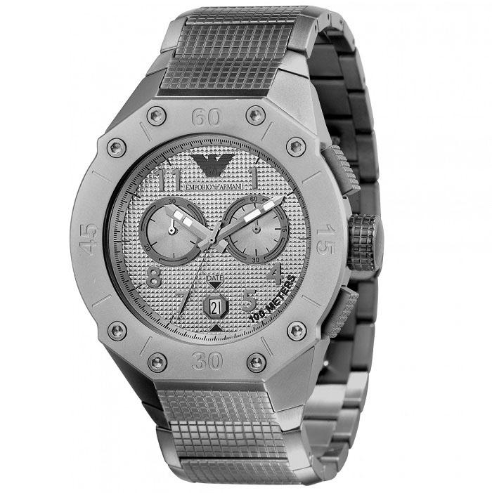 armani chronograph AR0667