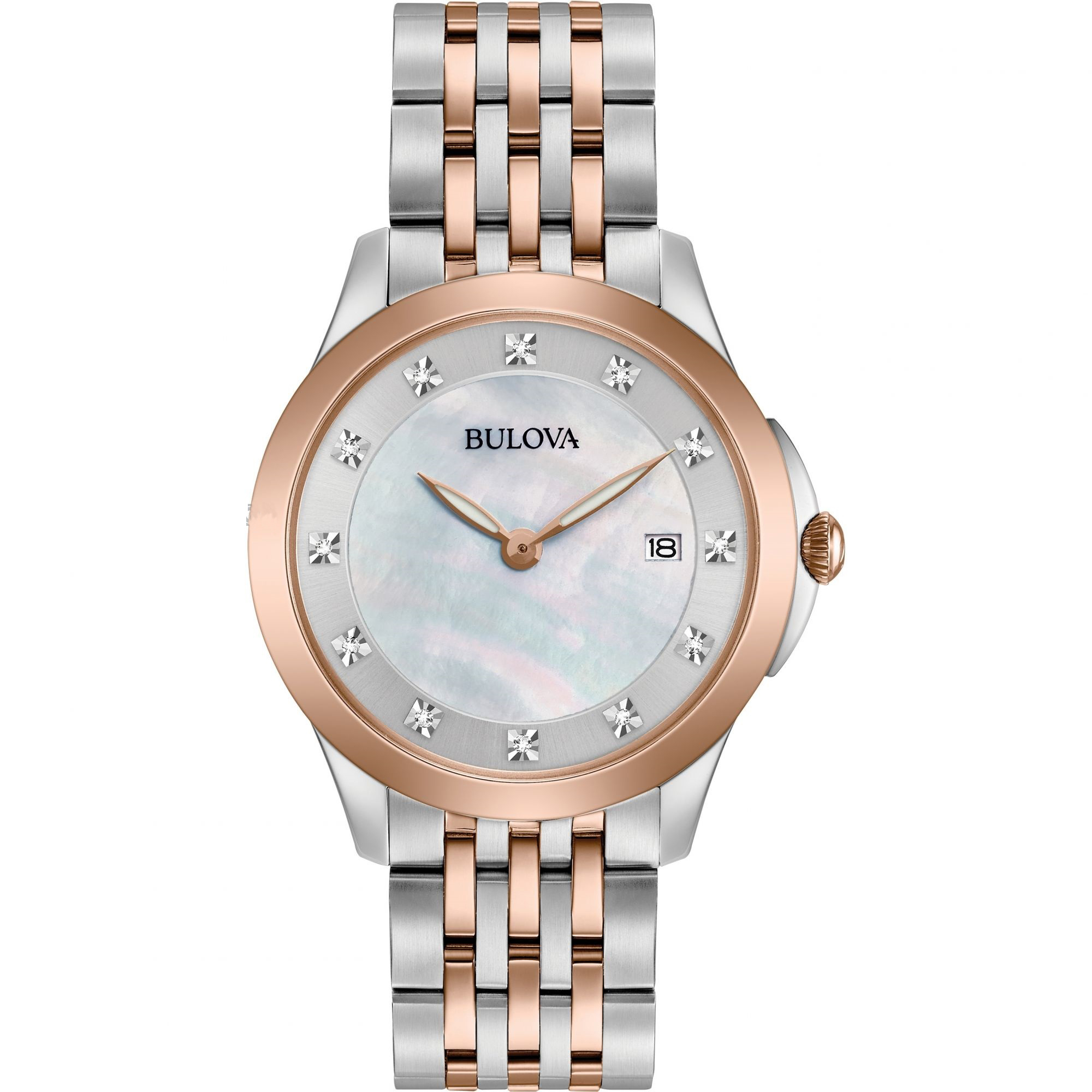 bulova diamond 98S162
