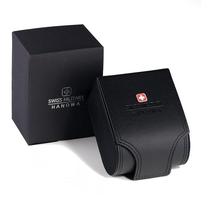 swiss military box