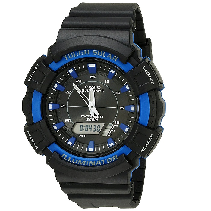 casio tough solar ad-s800wh-2a2v