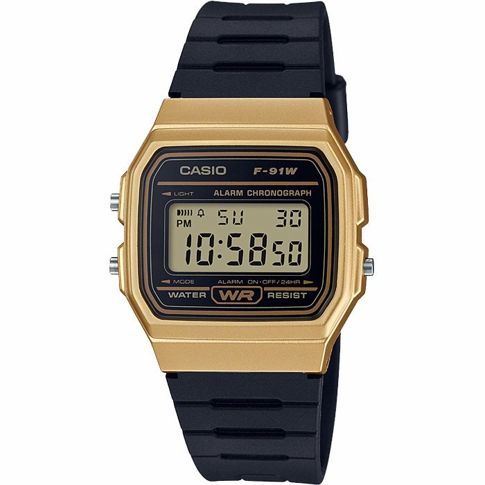 casio retro collection f-91wm-9aef