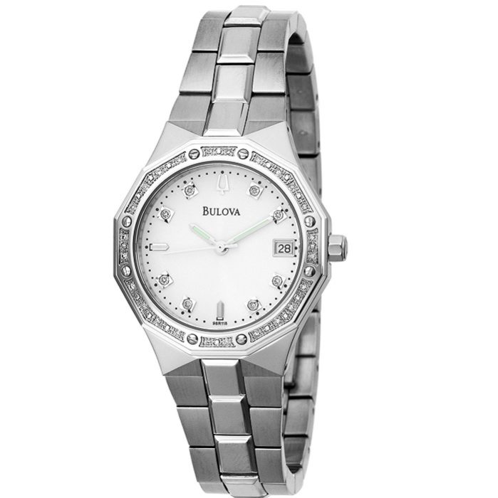 bulova diamonds classic 96r118