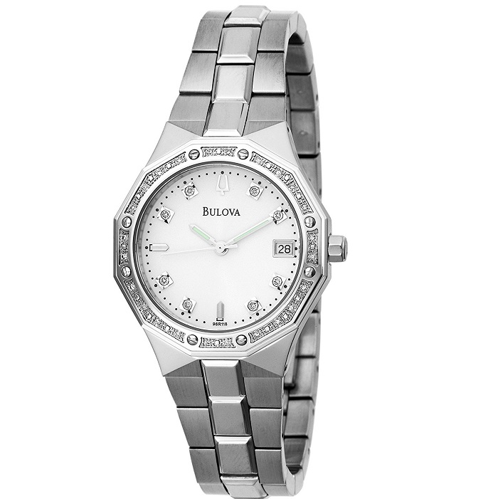 bulova diamonds classic 96r118