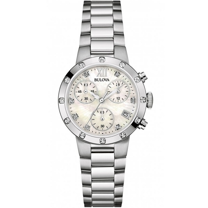 bulova diamond collection 96w202