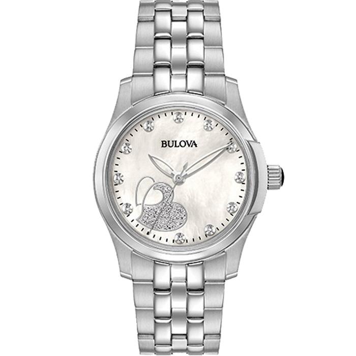 bulova diamond 96p182