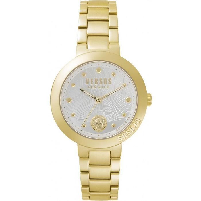 6d6ee70142 Ρολόι γυναικείο Versus By Versace Lantau Island VSP370517 με μπρασελέ και  ασημί καντράν