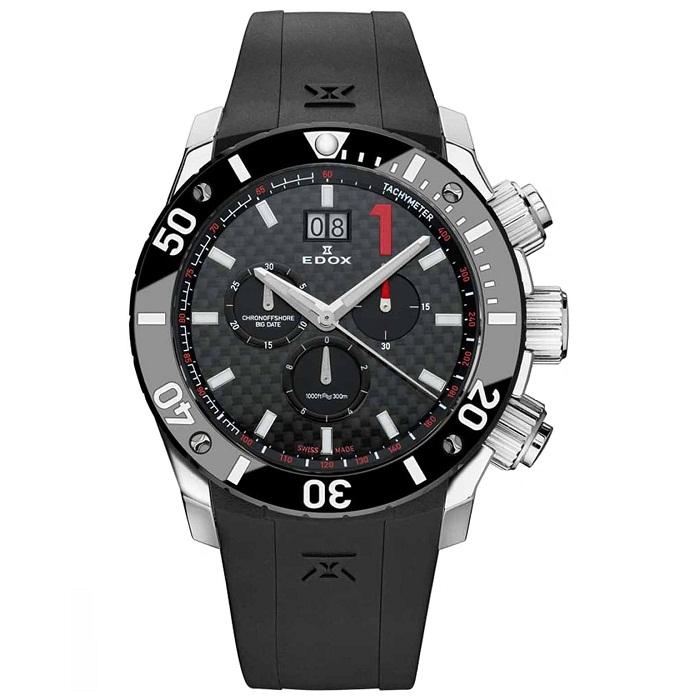 edox-class1-chronograph-watch-man-rubber-10020-3-NIN