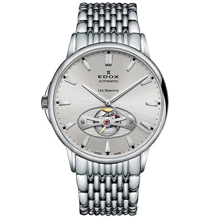 edox-watch-man-les bemonts-automatic-open-mprasele-85021-3M-AIN