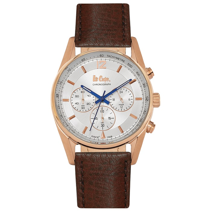 leecooper-watch-adriko-fashion-chronograph-louri-kafe-LC06415.432