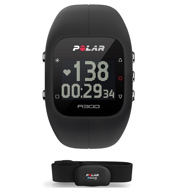 polar a300HR black