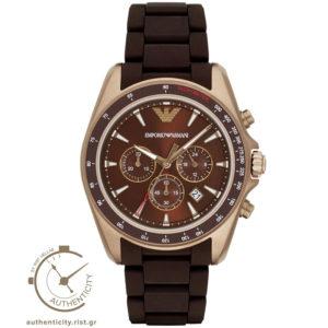 emporio armani chronograph AR6099