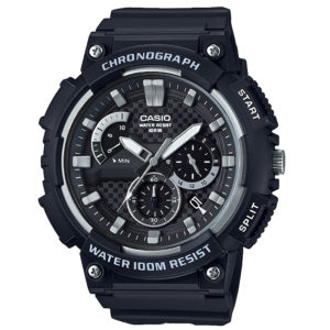casio chronograph MCW-200H-1AVEF
