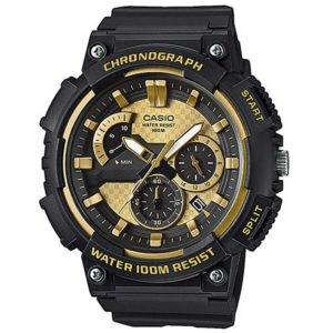casio chronograph MCW-200H-9AVEF